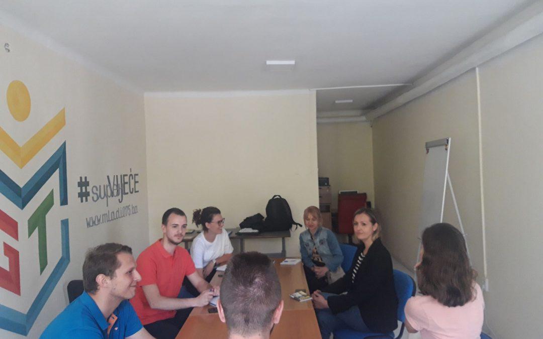 Vijeće mladih Grada Tuzla i Grad Tuzla nastavljaju odličnu saradnju