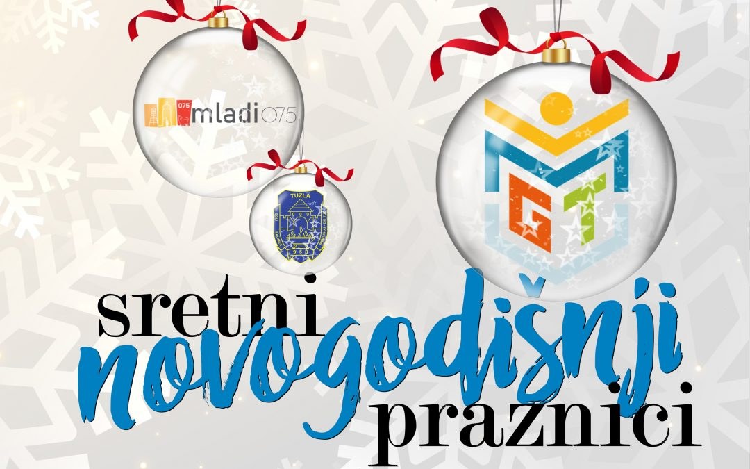 Želimo vam sigurnu Novu godinu!