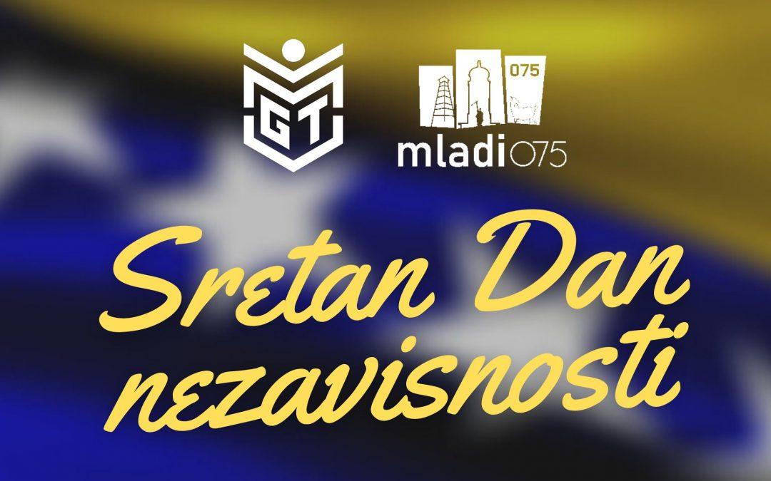 Sretan Dan nezavisnosti BiH