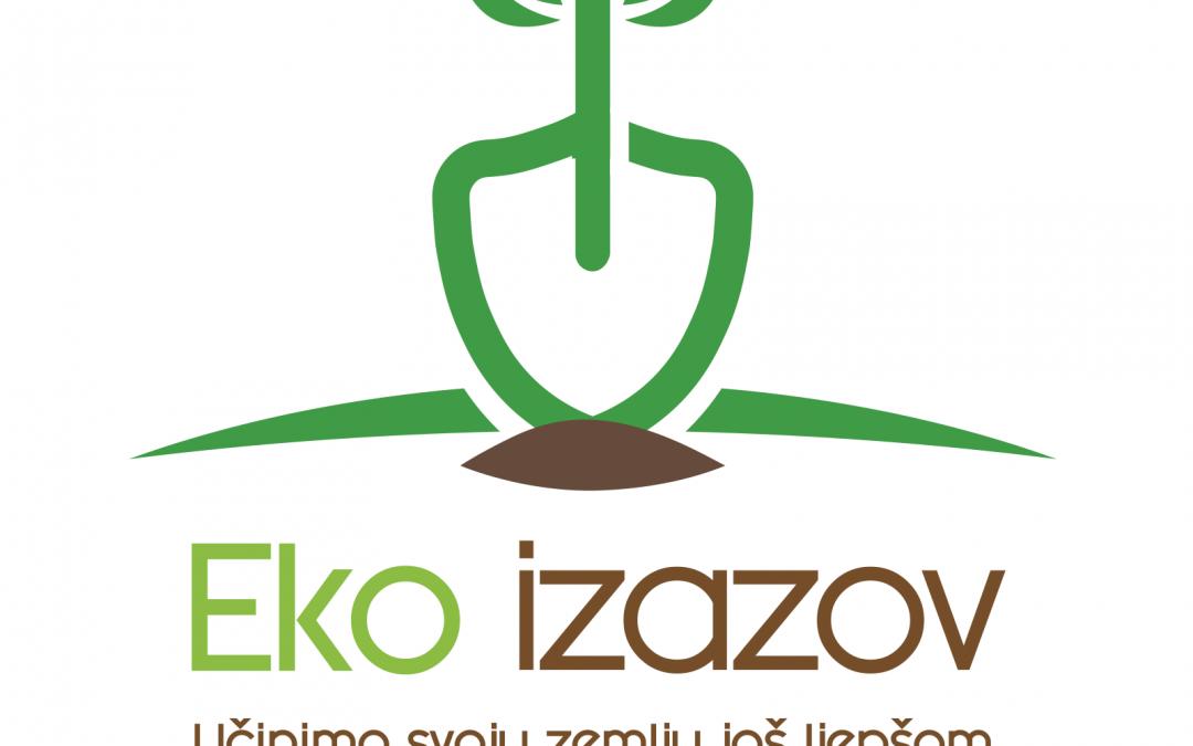 Eko izazov – učinimo svoju zemlju još ljepšom!