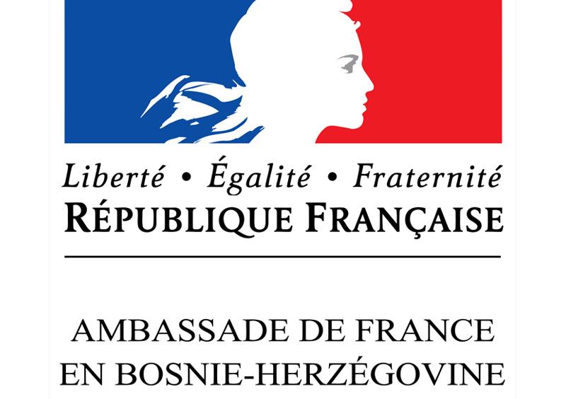 Ambasada Francuske u BiH – Poziv za projekte civilnog društva u 2021. godini