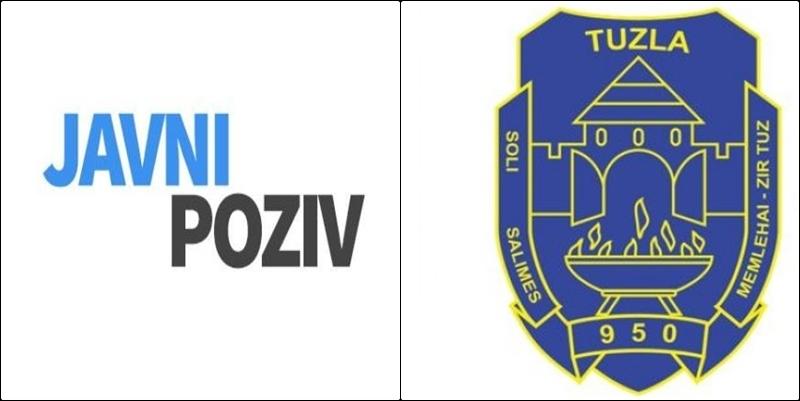 Grad Tuzla: Javni poziv za dodjelu finansijskih sredstava iz Budžeta Grada Tuzle za podršku projekata neprofitnih organizacija
