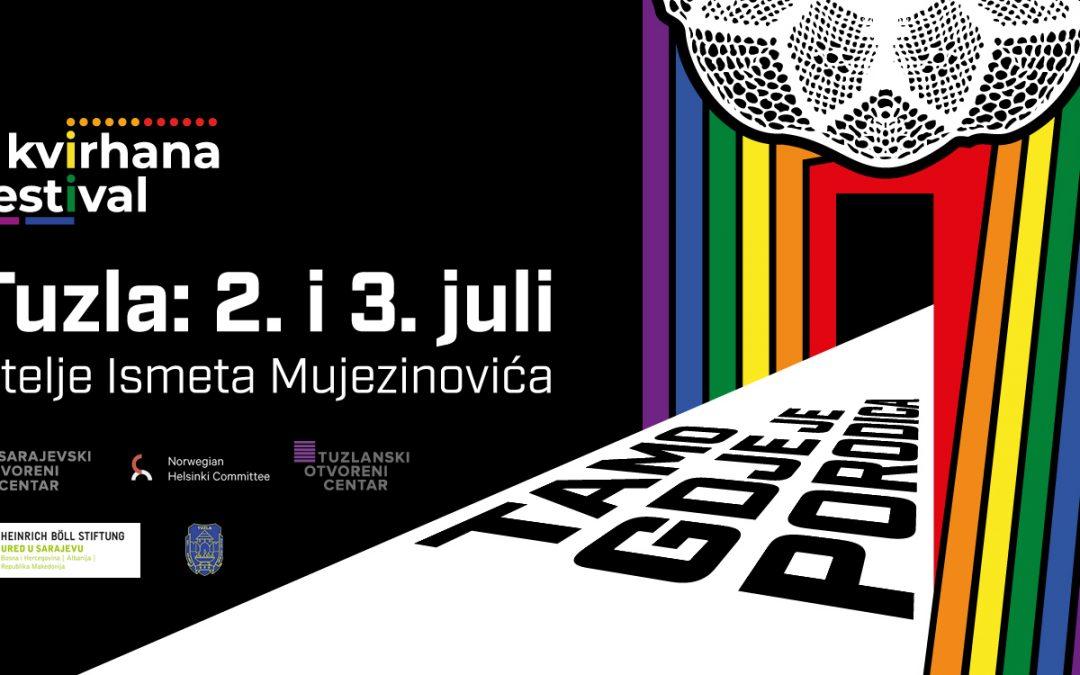 Prvi festival kvir umjetnosti i aktivizma – Kvirhana!