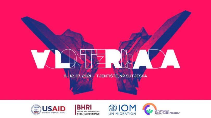 POZIV VOLONTERIJADA: Omladinskim organizacijama i organizacijama za mlade u BiH