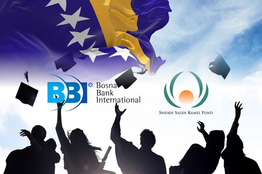 Konkurs Fonda Sheikh Saleh Kamel za dodjelu 500 stipendija za djecu bez jednog ili oba roditelja iz BiH