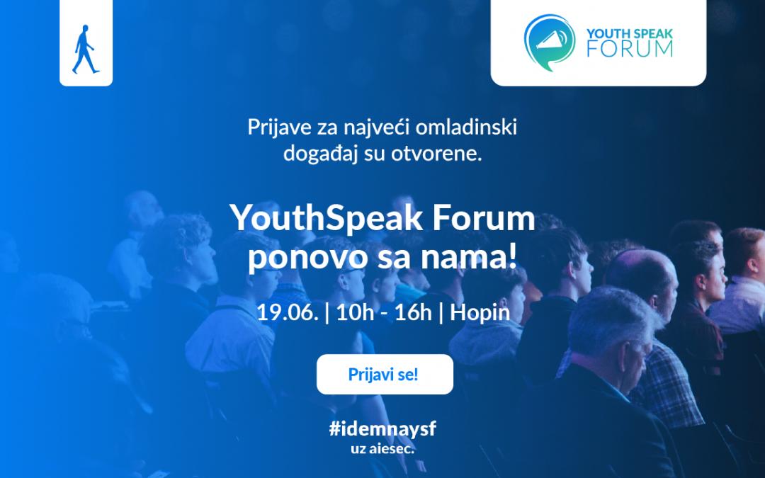 YouthSpeak Forum 2021