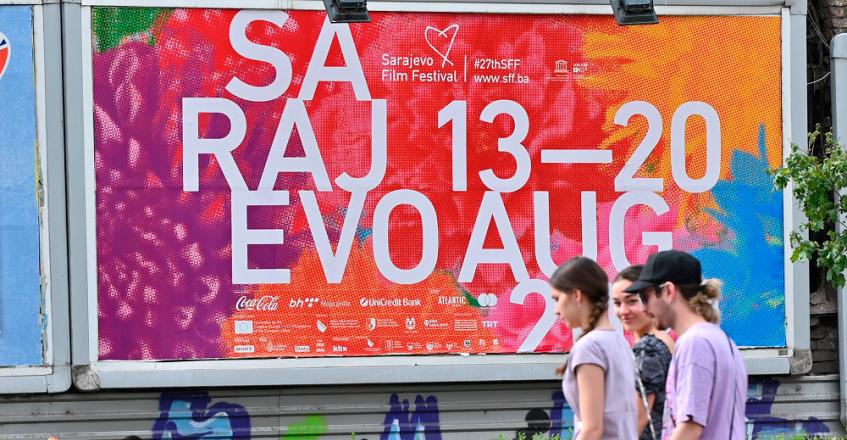 Otvorene prijave za volontere 27. Sarajevo Film Festivala