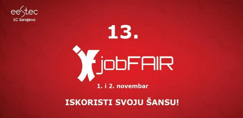 JobFAIR '21 – Iskoristi svoju šansu!
