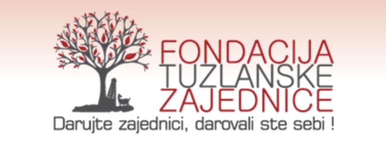 Fondacija tuzlanske zajednice: Javni poziv za podršku građanskim projektima i inicijativama