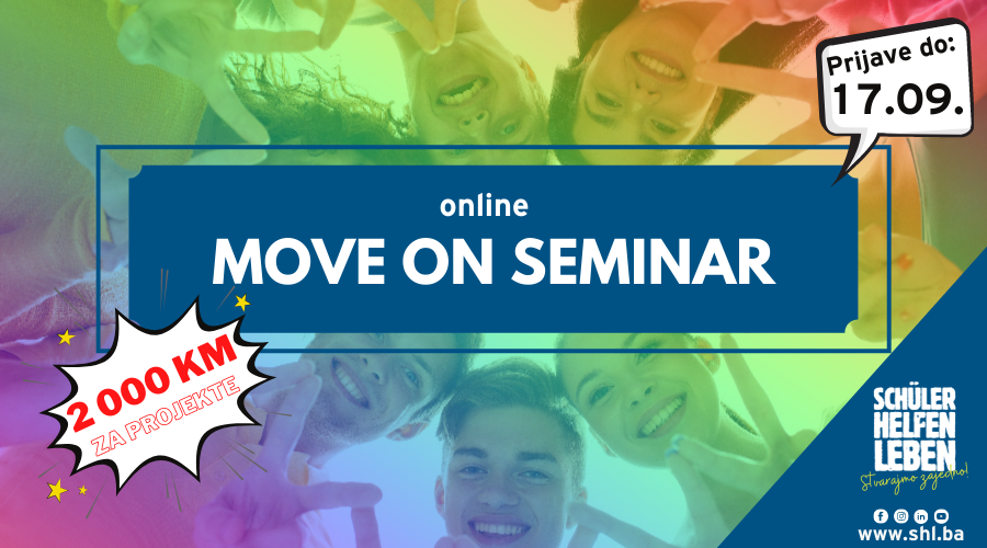 Poziv za prijave na Move On Seminar SHL-a