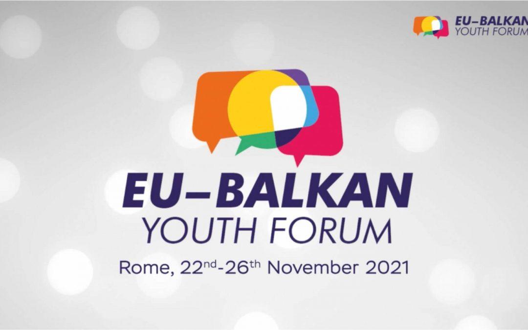 Otvorene prijave za EU-Balkan Youth Forum u Rimu
